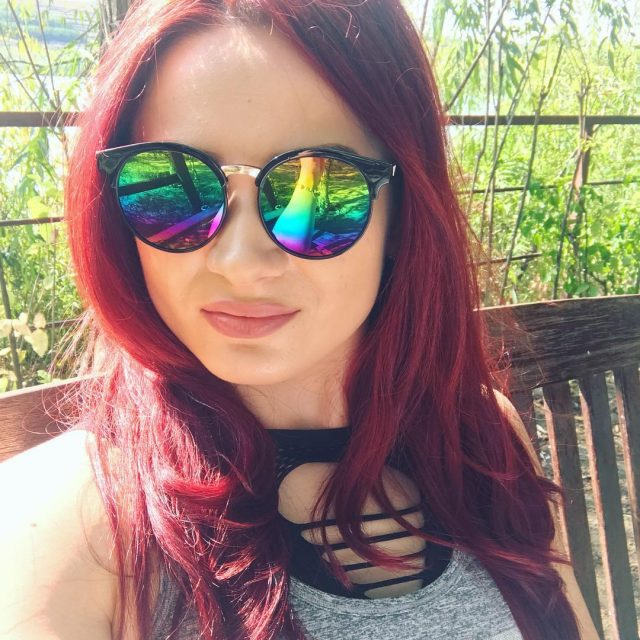 sunnyday lifeincolors redhead redhair instadaily relax nudelip