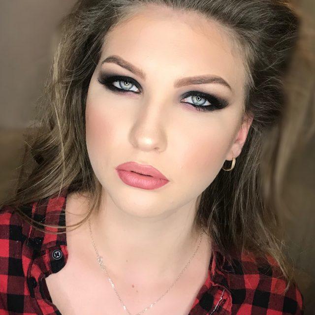 Happy birthday gorgie!  sweet18 makeupiasi makeupvideo mua elenanedelcumakeup