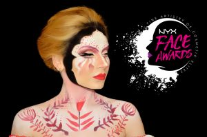 Traditional Romanian Beauty | NYX FACE AWARDS Romania 2016