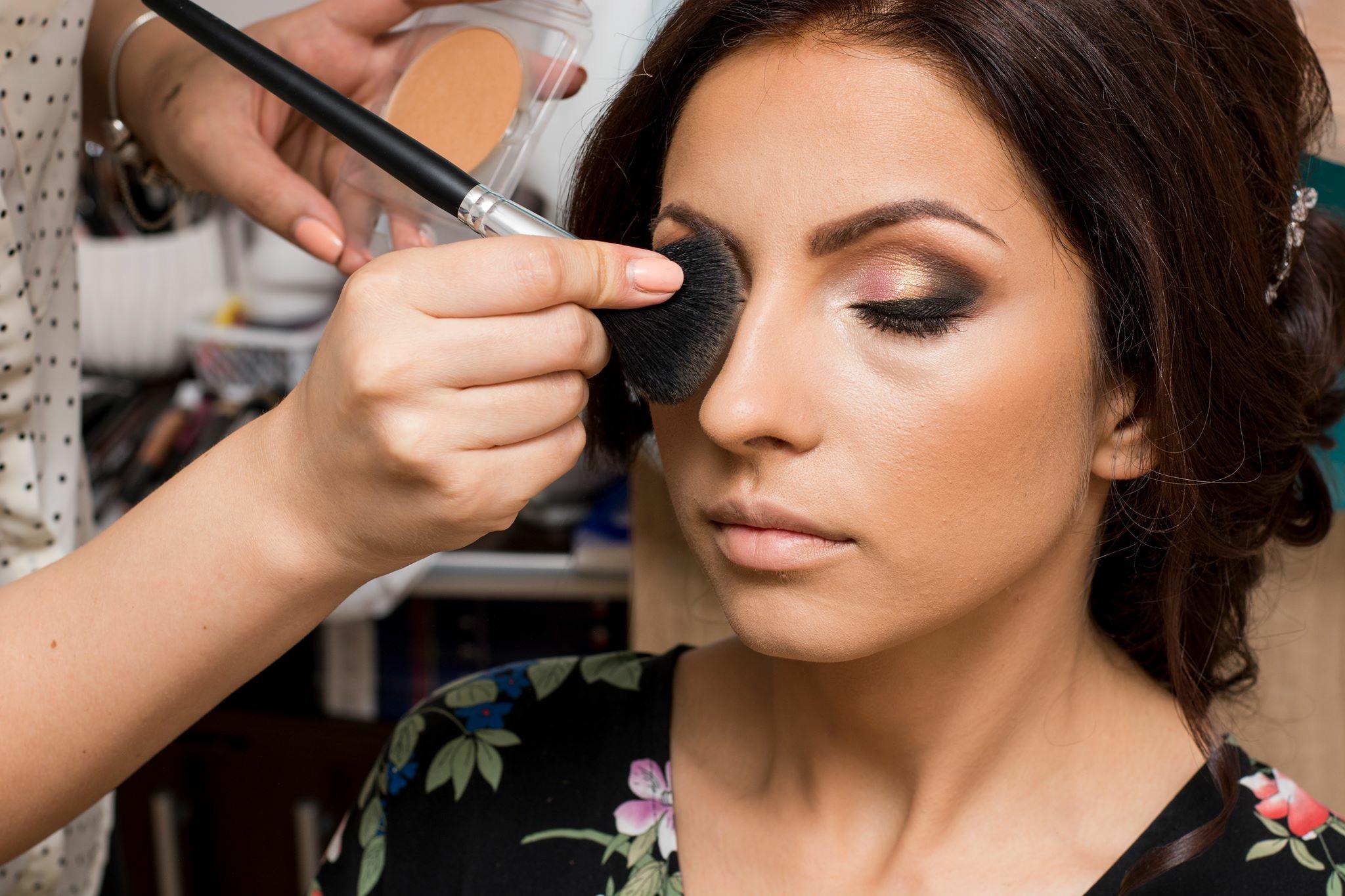 Machiaj De Mireasa Elena Nedelcu Makeup Artist